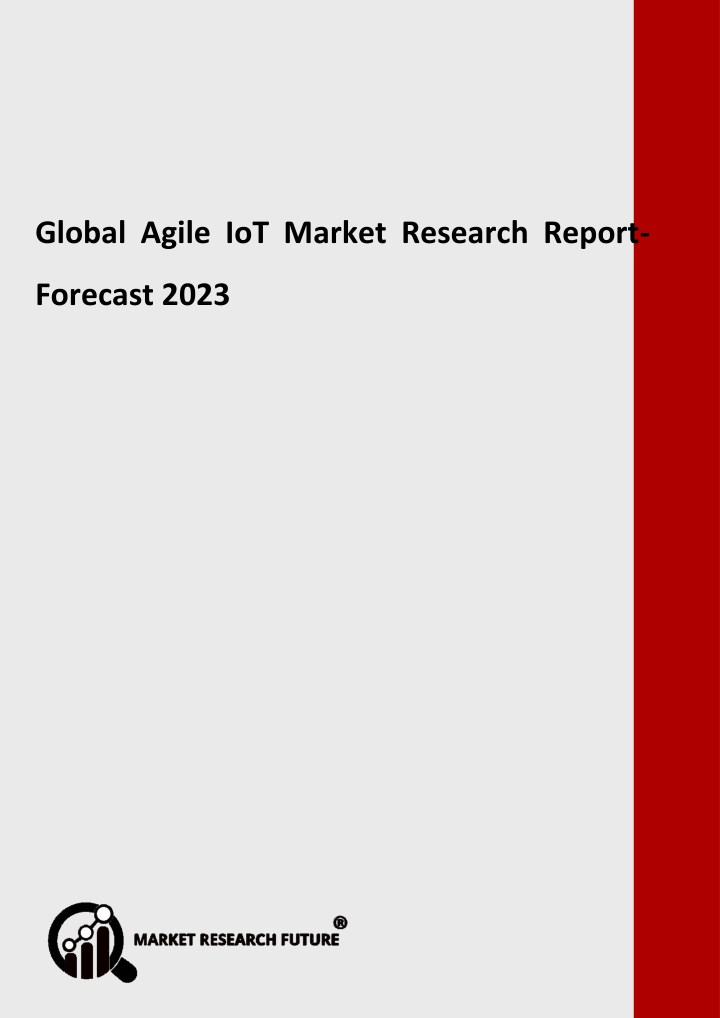 global agile iot market research report forecast n.