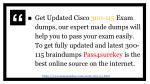 get updated cisco 300 115 exam dumps our expert