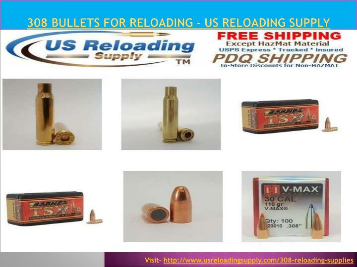 308 bullets for reloading us reloading supply n.