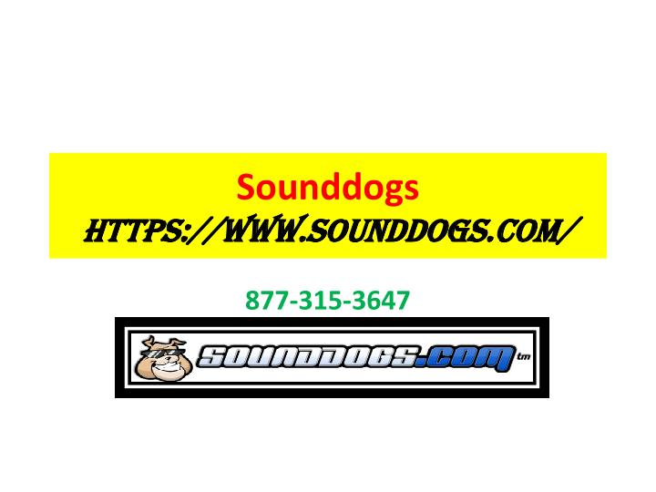 sounddogs https www sounddogs com n.