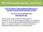 psy 475 successful learning psy475 com 13