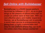 sell online with buildabazaar 1