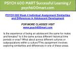 psych 600 mart successful learning psych600mart 12