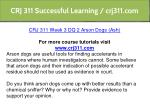 crj 311 successful learning crj311 com 13