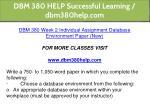 dbm 380 help successful learning dbm380help com 16