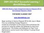dbm 380 help successful learning dbm380help com 19