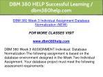 dbm 380 help successful learning dbm380help com 24