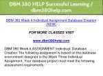dbm 380 help successful learning dbm380help com 33