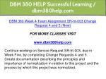 dbm 380 help successful learning dbm380help com 36