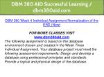 dbm 380 aid successful learning dbm380aid com 33
