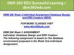 dbm 380 edu successful learning dbm380edu com 14