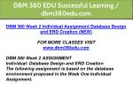 dbm 380 edu successful learning dbm380edu com 15