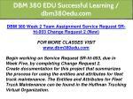 dbm 380 edu successful learning dbm380edu com 19