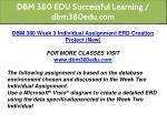 dbm 380 edu successful learning dbm380edu com 25