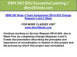 dbm 380 edu successful learning dbm380edu com 36