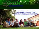 explain briefly about strategic tutorialoutletdotcom 2