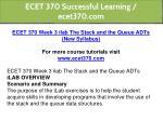 ecet 370 successful learning ecet370 com 6