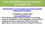 eco 365 guide successful learning eco365guide com 10