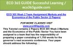 eco 365 guide successful learning eco365guide com 16