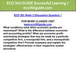 eco 365 guide successful learning eco365guide com 19