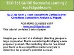 eco 365 guide successful learning eco365guide com 22
