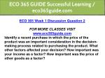 eco 365 guide successful learning eco365guide com 5