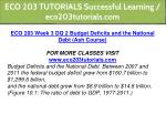 eco 203 tutorials successful learning 10