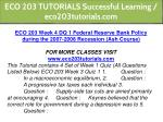 eco 203 tutorials successful learning 12