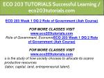 eco 203 tutorials successful learning 3