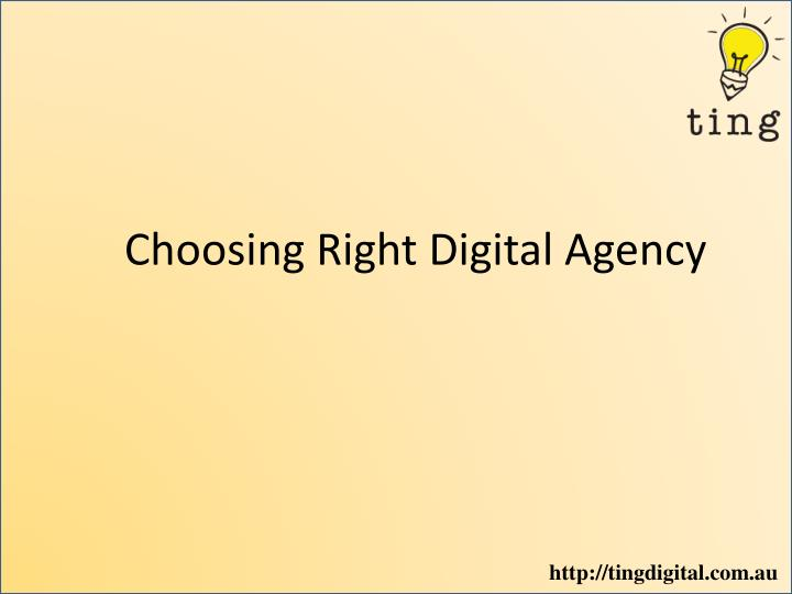 choosing right digital agency n.