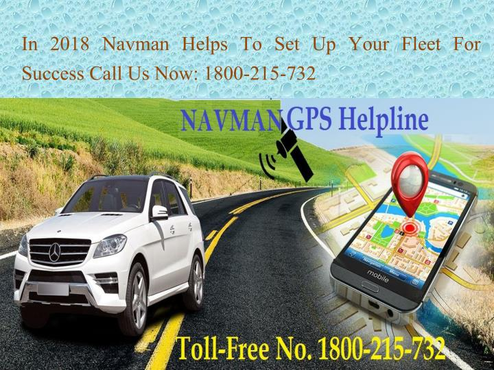 in 2018 navman helps to set up your fleet n.