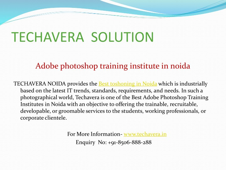techavera solution n.