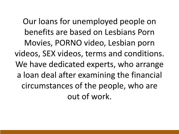 our loans for unemployed people on benefits n.