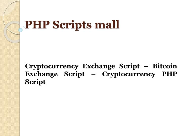 php scripts mall n.