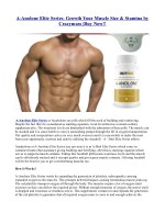 a anolone elite series growth your muscle size