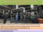 habc training courses in hyderabad india gulfacademy