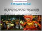 4 theyyam festival