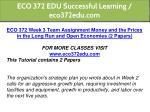 eco 372 edu successful learning eco372edu com 20