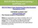 eco 372 edu successful learning eco372edu com 26