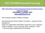 mgt 330 nerd successful learning 9