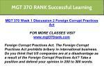 mgt 370 rank successful learning 2