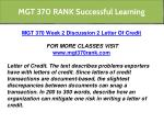 mgt 370 rank successful learning 7