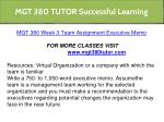 mgt 380 tutor successful learning 10