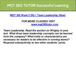 mgt 380 tutor successful learning 14