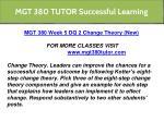 mgt 380 tutor successful learning 15