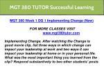 mgt 380 tutor successful learning 2
