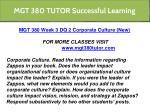 mgt 380 tutor successful learning 9