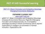 mgt 411 aid successful learning 7