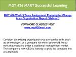mgt 426 mart successful learning 18