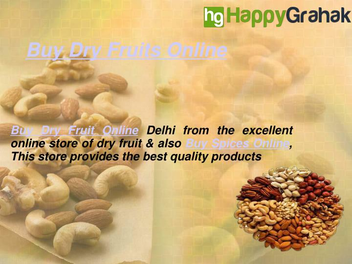 buy dry fruits online n.